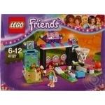 Конструктор Lego Friends Парк развлечений Игровые автоматы