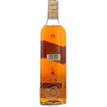 Johnnie Walker Red Label Wiskey 40% 0.7l - buy, prices for Novus - image 4