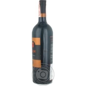Вино Oristan Crianza 2014 красное сухое 12% 0,75л - купить, цены на СитиМаркет - фото 2