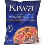 Чипсы Kiwa с эквадорского картофеля микс 50г