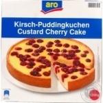 Пирог Аro вишневый с заварным кремом 1250г