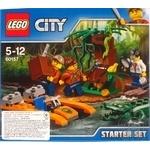 Конструктор Lego Джунглі: стартовий набір 60157