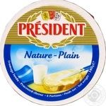 President processed cheese 50% 140g