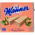 Вафли Маннер Неополітанер Manner 75г