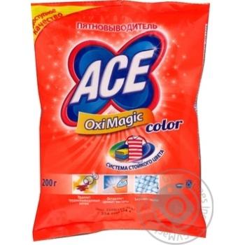 Средство чистящее ACE Oxi Magic Color 200г