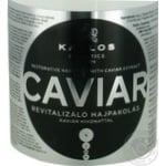 Маска Kallos Caviar для восстановления волос с экстрактом из черной икры 1л