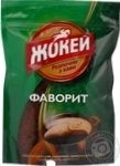 Кофе растворимый Жокей Фаворит гранулированный м/у 130г