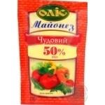 Mayonnaise Olis 50% 170g