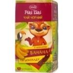 Чай черный Премія Рікі Тікі с аром.банана и шокол 25*1,8г/уп