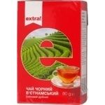 Tea Extra! black loose 80g