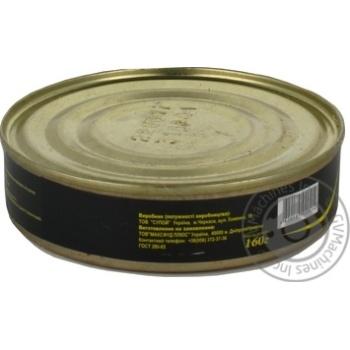 Паштет шпротный Морской Пролив 160г - купить, цены на Фуршет - фото 5