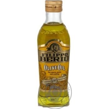Масло оливковое Filippo Berio с/б 500мл