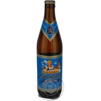 Пиво Lowenbrau Oktoberfestbier світле 6,1% 0,5л - купити, ціни на Метро - фото 1