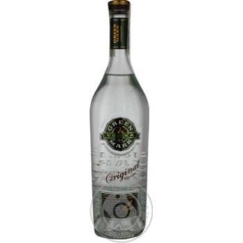 Водка Green Mark Оригинальный рецепт 40% 0,7л