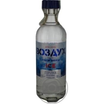 Водка Воздух Ice 40% 0.5л