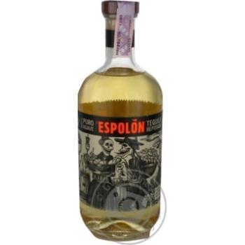Espolon Reposado tequila 40% 1l