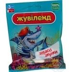 Сластики Жувиленд Зубастые акулки 85г
