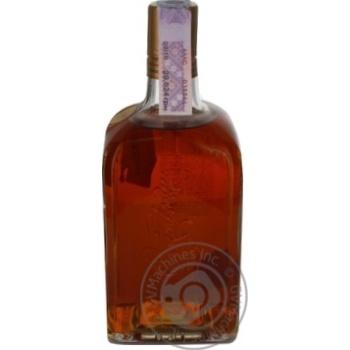 Ликер Cointreau Noir Orange&Cognac 40% 0,7л - купить, цены на Novus - фото 2