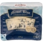 Cheese Memel blue with blue mold 50% 100g