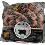 Сосиски Gremio de la carne Original в/с кг