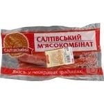 Сосиски Салтовский МК прикоченные 2с п/а кг