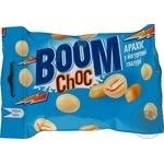 Драже Boom Choc арахис в йогурте 90г