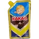 Молоко сгущенное Первомайский МКК какао 7,5% д/п 290г