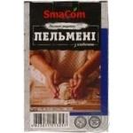 Пельмени SmaCom с говядины картон 600г