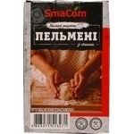 Пельмени SmaCom с свинины картон 600г