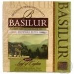 Tea Basilur black