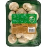 Mushrooms cup mushrooms Zelena kraina fresh 450g