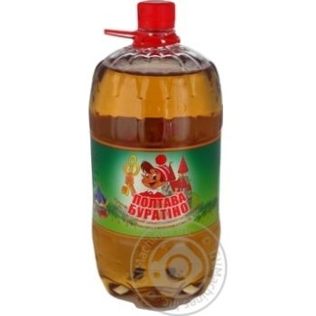 Poltavpivo Strong Carbonated Drink Buratino 1.5l