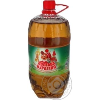 Напиток сильногазированный Полтавпиво Буратино 1,5л - купить, цены на Восторг - фото 3