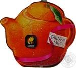 Чай черный Curtis Teapot Orange Chocolate ж/б 30*1,8г