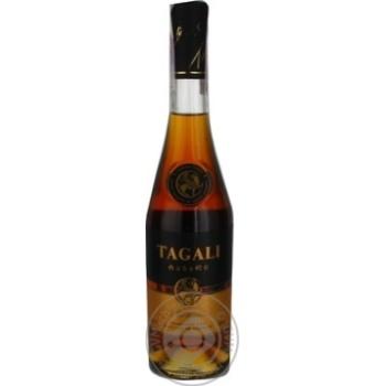 Напиток алкогольный Tagali оригинальный 7 звезд 40% 0,5л