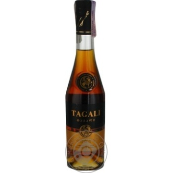 Напиток алкогольный Tagali оригинальный 5 звезд 40% 0,5л