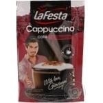 Напиток Ла Феста Капучино Класик растворимый 100г