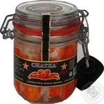Chatka in pickle crab 100% 400g