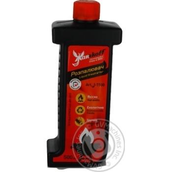 Жидкость Jarrkoff для разжигания 500мл - купить, цены на Фуршет - фото 3