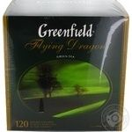 Greenfield Flying Dragon green tea 120pcs