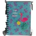 Notebook Flamingo 120pages