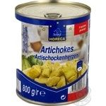 Metro Chef half artichoke 850ml