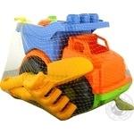 Детский набор игрушек Строитель
