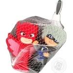 Іграшки для ванни Алетт і Місячна дівчинка PJ Masks