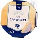 Сыр makro Chef Камамбер 120г