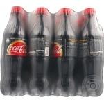 Напиток газированный Coca-Cola Zero 0,5л