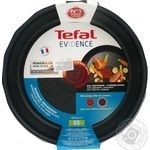 Сковорода Tefal Evidence с антипригарным покрытием Powerglide и индикатором нагрева d26см