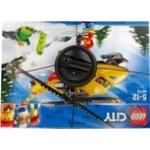 Конструктор Lego Вертолет скорой помощи 60179 шт
