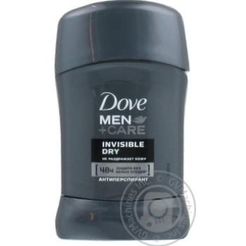 Dove Men+Care Антиперспірант Екстразахист без білих слідів 50мл