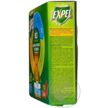 Биоактиватор Expel для дачных туалетов в таблетках 12шт 240г - купить, цены на Метро - фото 4